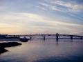Coleman Bridge Sunset, Yorktown VA