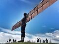Angel of the North, Gateshead UK