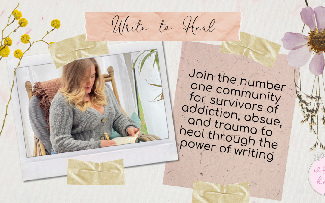 Join Write to Heal